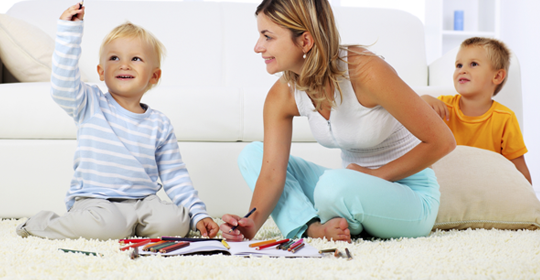 Carpet Cleaning, Stain Removal Services - Santa Clara, CA