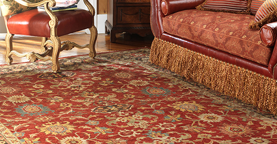 Hand and Machine made Area Rug Cleaning - Santa Clara, CA